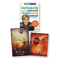Bộ Sách 3 Cuốn Bí Quyết Quản Lý Tiền Dành Cho Người Trẻ Tuổi Tài Năng Nhưng Khánh Kiệt + The Magic (Phép màu) + Bí mật - The secret