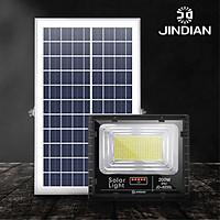 [MẪU MỚI] Đèn Năng Lượng Mặt Trời 200W JINDIAN JD8200L- Hàng Chính Hãng có Logo JINDIAN