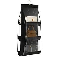 Túi treo giỏ xách 6 ngăn 3 tầng đa năng, tiện lợi 36x85cm