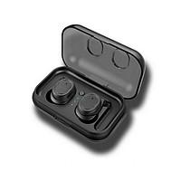 Tai nghe Bluetooth không dây 5.0 cảm ứng TW Serial 8 (Âm thanh HiFi tuyệt hảo) Gồm Dock tự sạc