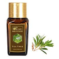 Tinh dầu tràm trà nguyên chất OKING (Teatree)