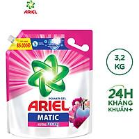 Nước Giặt Ariel Hương Downy Túi 3.2Kg