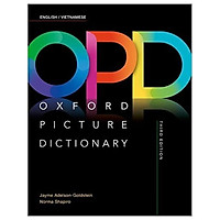 Oxford Picture Dictionary Third Edition: English - Vietnamese Edition