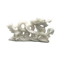 Tượng Đá Trang Trí Rồng Phong Thủy - Đá Non Nước