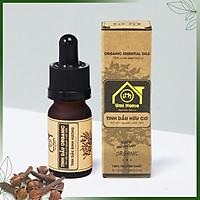 Tinh Dầu Đinh Hương Nguyên Chất UMIHOME (10ml) - Sủ dụng cho đèn xông hương, hỗ trợ giảm đau xương khớp cảm lạnh