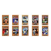 Combo Thám Tử Lừng Danh Conan Tập 01 - 10 (Bộ 10 cuốn)