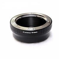 Ngàm chuyển lens Konica AR - Micro m4/3 Camera