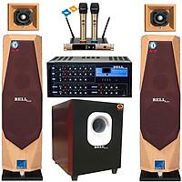 Bộ dàn nhạc karaoke Kim Cương KMP - 300 BellPlus (hàng chính hãng) VIP