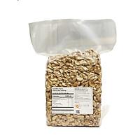 Hạt điều bể sấy giòn loại 2 ( Túi hút chân không 500g) - Thương hiệu Natufoodvn- Đặc sản hạt điều Bình Phước