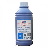 Mực in phun Thuận Phong PIGMENT (không phai) TP60 (1L) dùng cho máy in phun Epson Stylus Photo T60 / 1390 / R330 / T50 / R270 / R290 / R295 / R390  - Hàng Chính Hãng