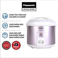 Nồi Cơm Điện Panasonic 1.8 Lít SR-MVQ187SRA - Hàng Chính Hãng