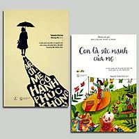 Combo 2 cuốn: Mẹ ơi, Mẹ Có Hạnh Phúc Không + Con Là Sức Mạnh Của Mẹ