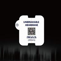 Combo 2 Miếng Dán Mặt Lưng PPF CHỐNG VÂN TAY Thế Hệ Mới Dành Cho Apple Watch SE / Series 6- Handtown - Hàng Chính Hãng