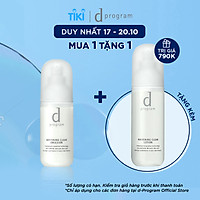 Sữa Dưỡng Sáng Cho Da Nhạy Cảm d program Whitening Clear Emulsion 100ml