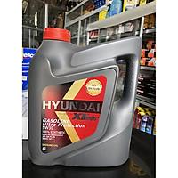 Dầu nhớt ô tô máy xăng Hyundai Gasoline Ultra Protection 5W30 4 lít