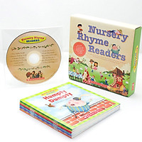 Nursery Rhyme Readers (Boxed Set With CD)