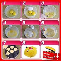 Máy Nướng Bánh Hình Thú Nhật - Loại Tốt