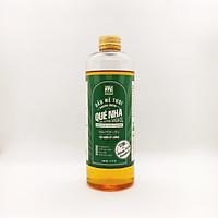 Dầu mè tươi omega 3-6-9 ép lạnh (500ml) - Omega 3-6-9 Sesame Oil - Mekông Megumi