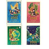 Tuyển tập những câu chuyện mở mang trí tuệ và triết lý sống cho các bạn nhỏ: 1001 đạo lý lớn trong những câu chuyện nhỏ + 1001 câu chuyện bồi dưỡng phẩm chất tốt + 1001 câu chuyện phát triển chỉ số EQ + 1001 câu chuyện phát triển chỉ số IQ