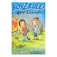 BOYZ RULE: GOLF LEGENDS