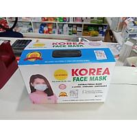 KHẨU TRANG Y TẾ KOREA, 04 LỚP (1 HỘP/50 CHIẾC/5 TÚI NILON)