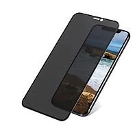 Miếng dán kính cường lực 3D chống nhìn trộm cho iPhone 12 / iPhone 12 Pro hiệu ANANK (mỏng 0.3mm, cảm ứng mượt, độ trong tuyệt đối, chống mọi va đập) - Hàng chính hãng