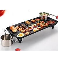 Bếp nướng điện không khói và chống dính - Hàng cao cấp