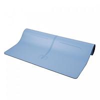 Combo Thảm Tập Yoga Định Tuyến YogaLink PU cao cấp + túi đựng thảm và dung dịch vệ sinh
