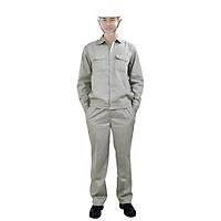 Quần áo bảo hộ Xám QA04