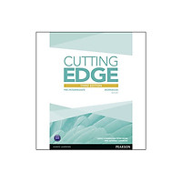 Cutting Edge: Pre-Intermediate Workbook with Key