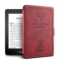 Bao Da Dành Cho Máy Đọc Sách Kindle Paperwhite Gen 4 10th Hàng Chính Hãng Helios