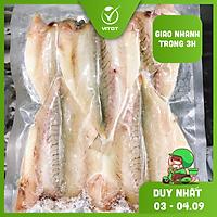 [CHỈ GIAO HN] - VITOT FOOD CÁ ĐÙ VÀNG (500g/ khay)