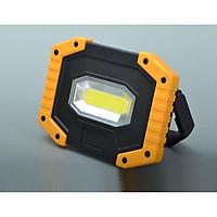 Đèn LED sạc điện đa năng cao cấp 10W- CỔNG SẠC USB, CÔNG TẮC CHỐNG THẤM NƯỚC ( Tặng đèn led mini cắm cổng USB- Màu ngẫu nhiên)