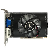 Yeston GT730-4G D3 TA Graphics Card with 902/1333MHz Frequency 4G/DDR3/64bit Memory HD+DVI+VGA Output Ports for Office