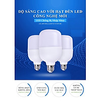 Bộ 10 Bóng Đèn LED BULD TRỤ Công Suất 20W (Trắng)