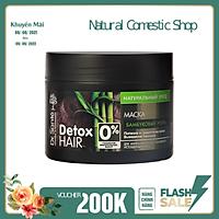 Kem ủ Dr. Sante Detox Hair giúp làm sạch tóc và da đầu 300 ml