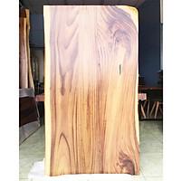 Mặt bàn gỗ me tây ghép tự nhiên dài 160cm rộng 85cm
