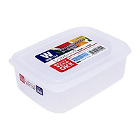 Bộ 2 hộp bảo quản củ quả trong ngăn mát tủ lạnh 1.3L Nội địa Nhật Bản