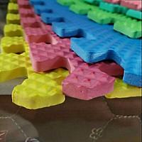 Bán lẻ 1 miếng thảm xốp trải sàn nhiều màu kt 60x60