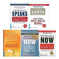Trọn bộ sách tác giả Eckhart Tolle (5 cuốn)