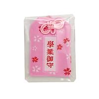 Túi gấm omamori học tập hoa đào thiết kế sáng tạo đẹp thời trang phong cách cổ trang cổ điển tặng ảnh thiết kế vcone