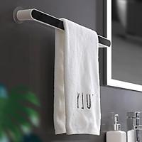 Gia treo khăn, đồ đa năng phòng tắm ECOCO 1712 gắn bằng đầu hút chân không mang lại sự tiện dụng, gọn gàng cho phòng tắm giao màu ngẫu nhiên