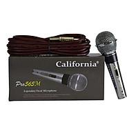 Micro Có Dây California PRO 565M - Hàng Chính Hãng