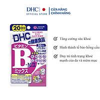Viên uống Vitamin B tổng hợp DHC Vitamin B Mix