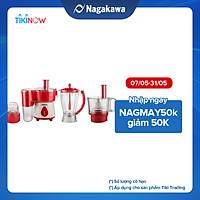 Máy xay sinh tố Nagakawa NAG0802 (1.5L) - Hàng chính hãng