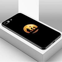 Ốp điện thoại dành cho máy iPhone 7 Plus / 8 Plus - 3 thầy trò MS ACQTU005