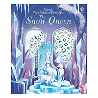 Usborne Peep Inside A Fairy Tale: The Snow Queen
