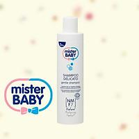 Dầu Gội Dịu Nhẹ Cho Bé Yêu Mister Baby Gentle Shampoo 250ml