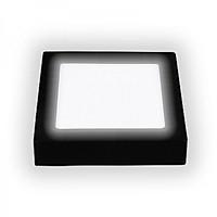 Đèn ốp vuông vỏ đen- ASIA LIGHITNG hàng chính hãng