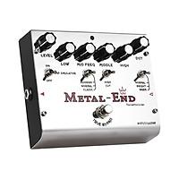 Bộ Chỉnh Hiệu Ứng Tích Hợp Khuếch Đại Và EQ Guitar Vỏ Kim Loại BIYANG METAL-END King True Bypass